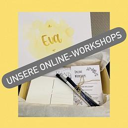 ONLINE Kreativ-Workshops