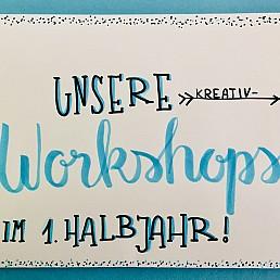 Workshops 2018